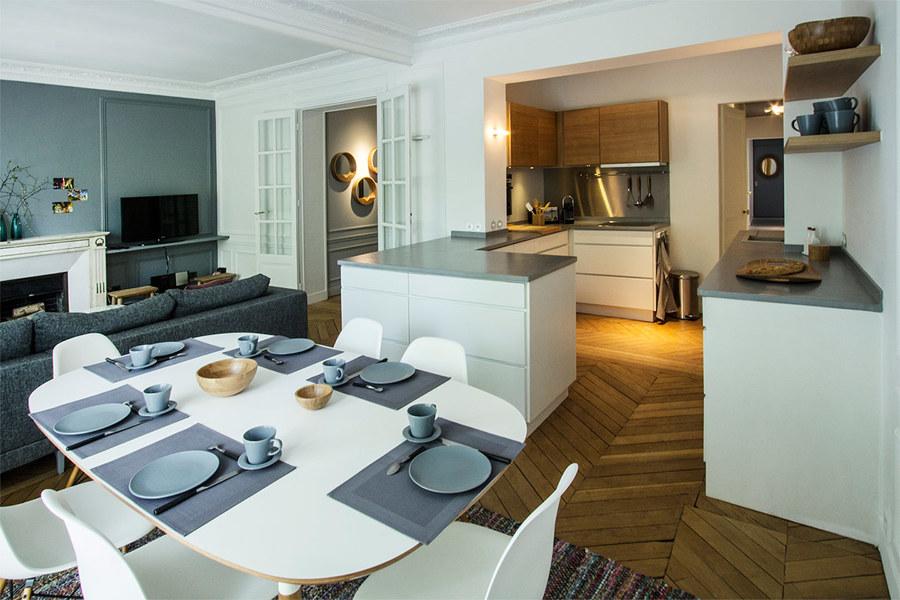 Cucine Aperte Sul Living. Awesome Cucina A Vista Sul With Cucine ...