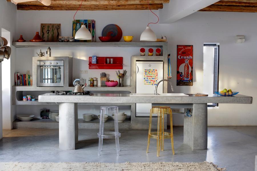Idee cucine moderne in muratura