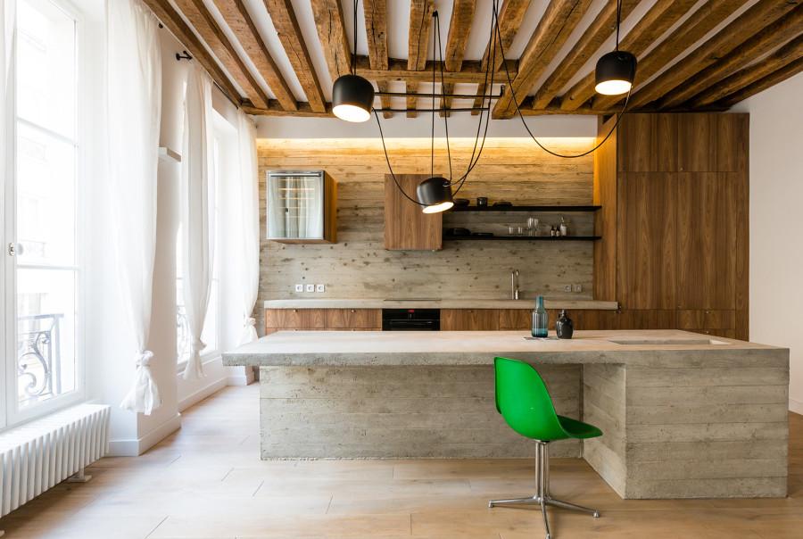 Cucine In Legno Moderne. Fabulous Cucina Moderna Legno With Cucine ...