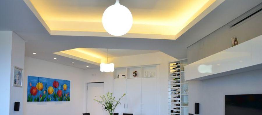 Insonorizzare un soffitto con pannelli fonoassorbenti