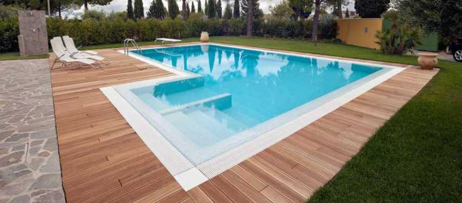 Pulitori elettrici per manutenzione piscina