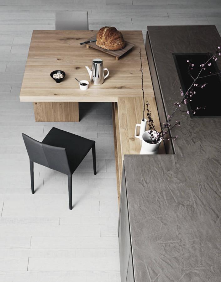 Cemento resina informazioni costi e consigli habitissimo - Top cucina in cemento ...