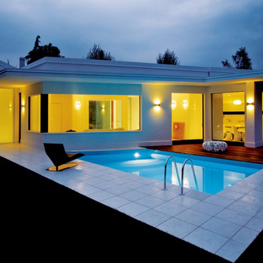 case moderne con piscina yy72 pineglen
