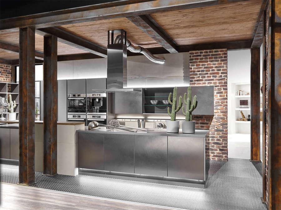 Installare un top cucina in acciaio: prezzi e guida - Habitissimo