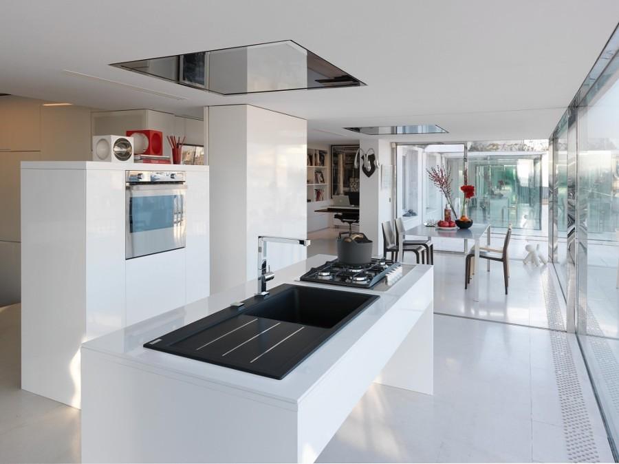 Soffitti In Cartongesso Cucina : Idee tipi e prezzi per usare il cartongesso in cucina habitissimo