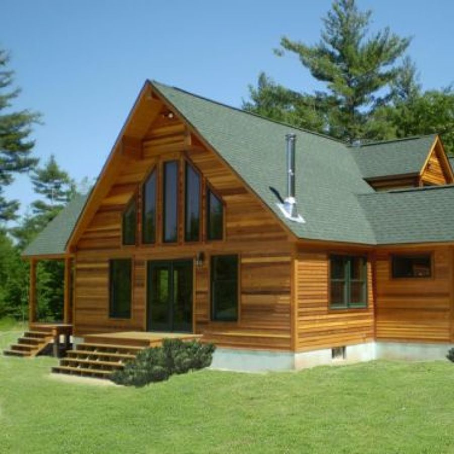 Prezzi per costruire una casa prefabbricata in legno habitissimo - Costruire una casa costi ...