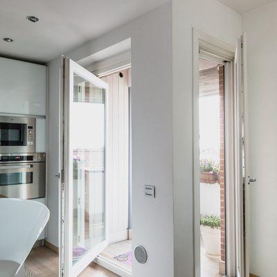 Finestre e porte finestre in alluminio