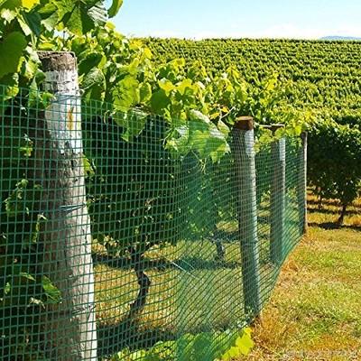 Rete di recinzione in pvc