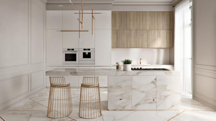 Installare top cucina in marmo: prezzi e informazioni - Habitissimo