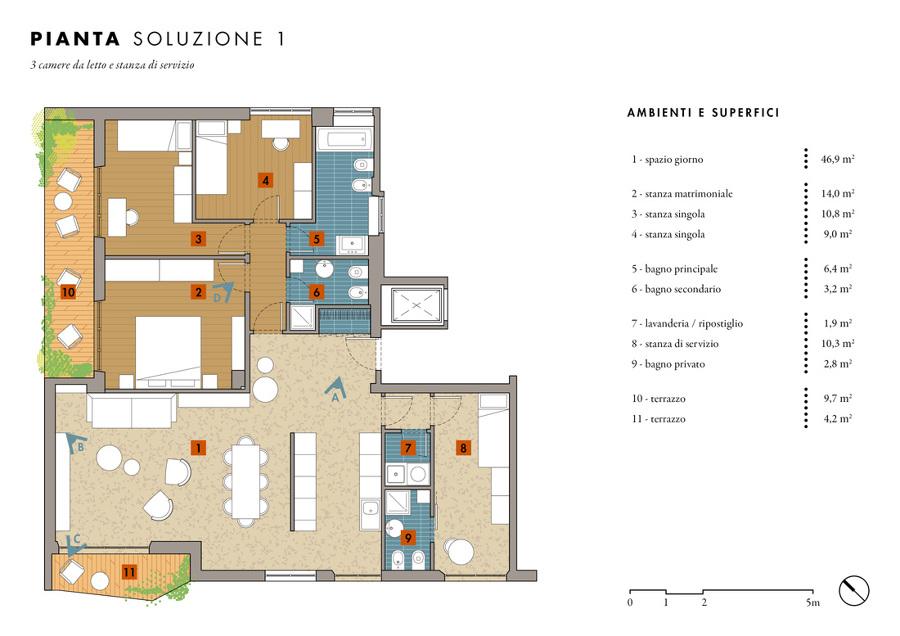 Eccezionale Preventivo Ristrutturazione Appartamento 120 Mq ONLINE - Habitissimo RJ29