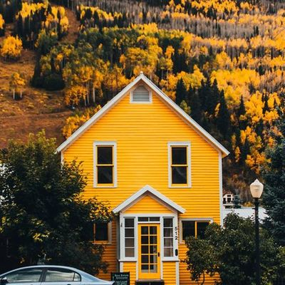 Vivacità in casa: i colori accesi