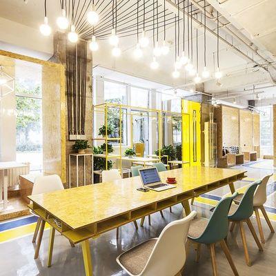 Uffici moderni e di design