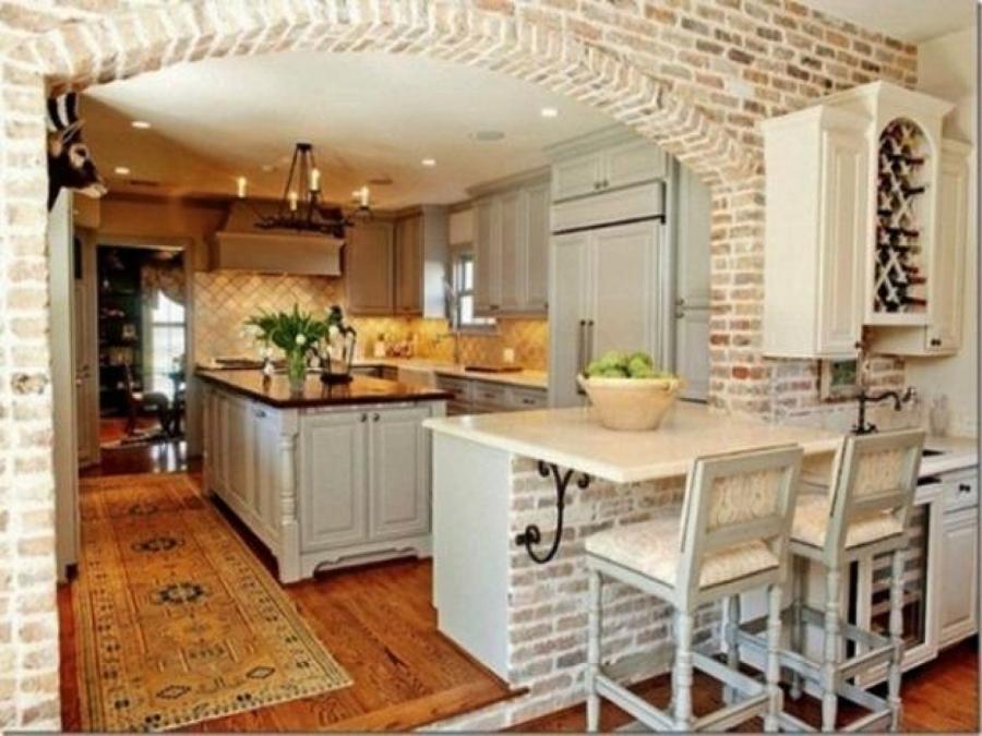 Emejing Cucina Con Arco Pictures - Ideas & Design 2017 ...
