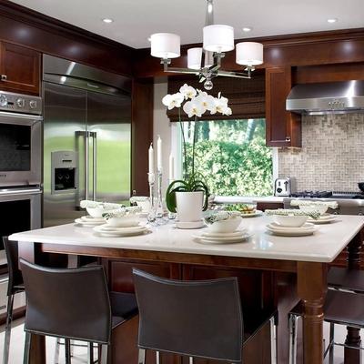 Idee consigli e prezzi per arredare la cucina habitissimo - Cucina all americana ...