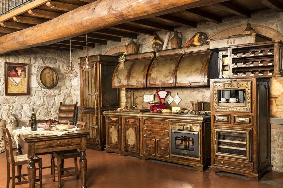 Idee consigli e prezzi per arredare la cucina habitissimo for Idee casa artigiano