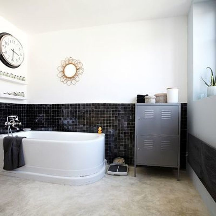 Dipingere il bagno relooking bagno with dipingere il - Dipingere mattonelle bagno ...