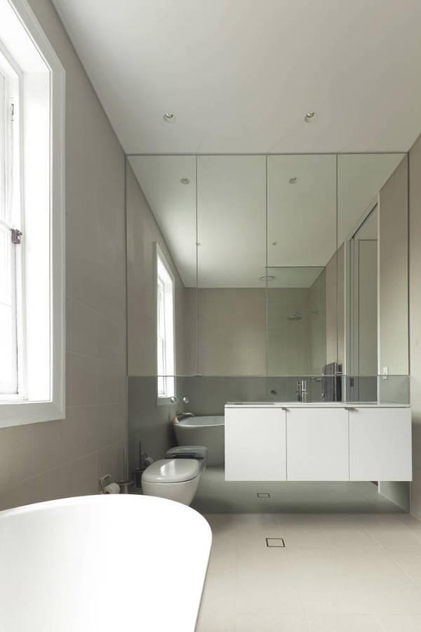 Preventivo arredare bagno online habitissimo - Altezza specchio ...