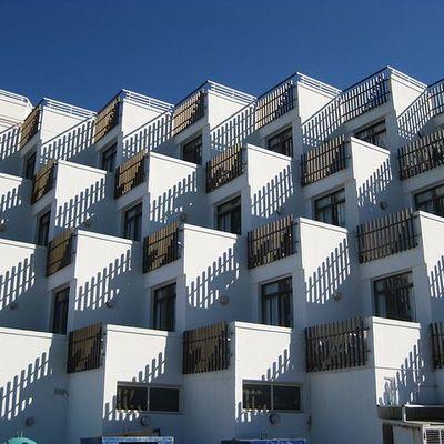 Balconi facciata