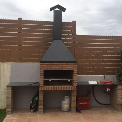 Costruire un barbecue quanto costa e come progettarlo for Quanto costa un montascale a poltroncina