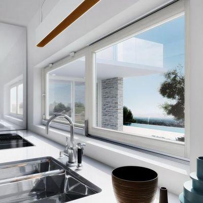 Il fermavetro nelle finestre in PVC
