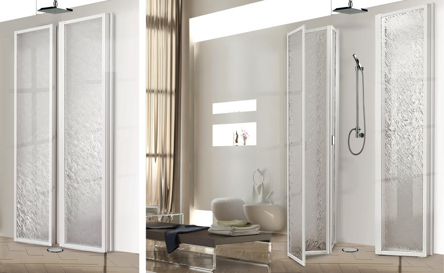 Box doccia a scomparsa idee di design per la casa - Bagno purificatore ...