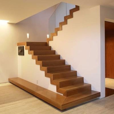 Cambiare il rivestimento dei gradini