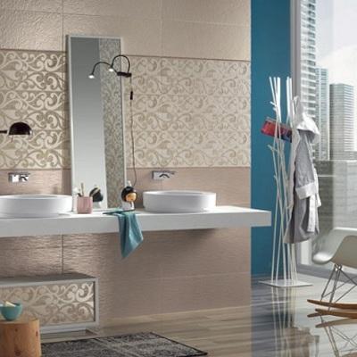 Cambiare piastrelle in bagno tipologie e prezzi habitissimo - Piastrelle bagno gres porcellanato ...