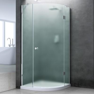 Cambiare porte doccia con box curvo