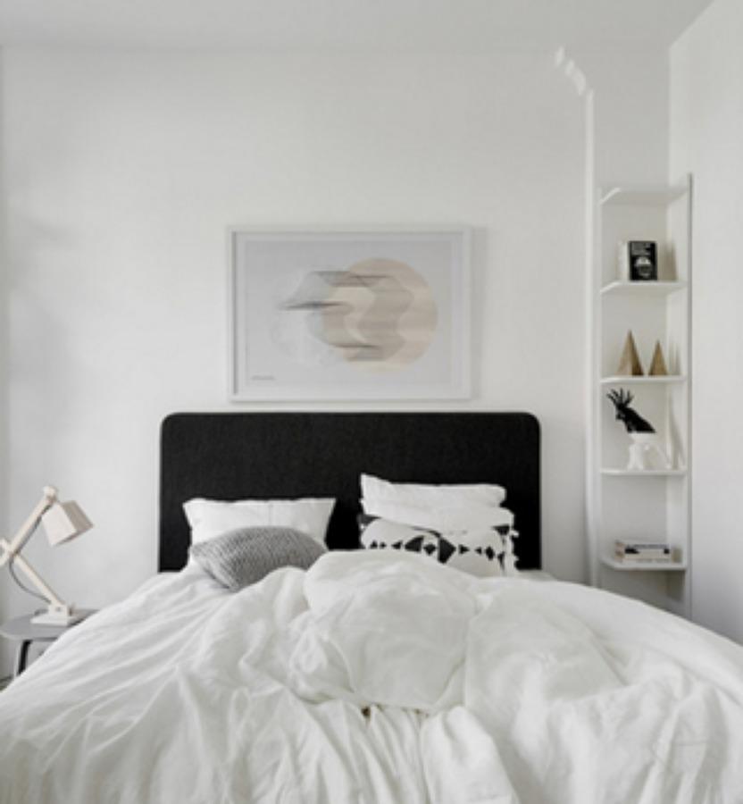 Costi e guida alla ristrutturazione totale appartamento - Camera da letto minimal ...