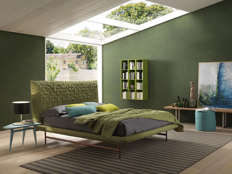 Vernici e consigli per dipingere camera da letto a milano habitissimo - Dipingere la camera da letto ...