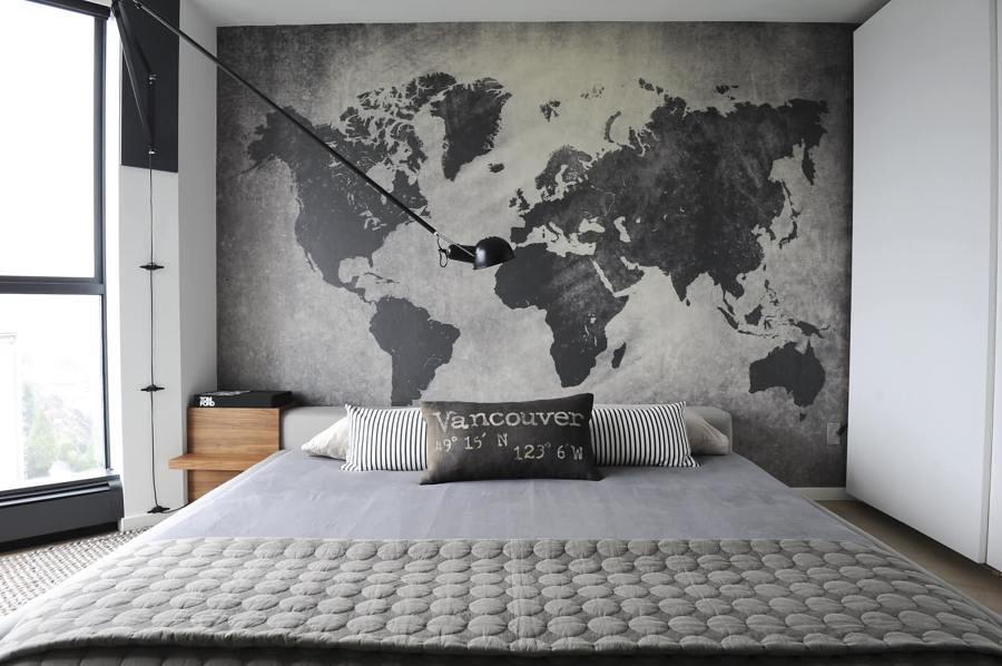 Mettere carta da parati in camera da letto: idee e costi - Habitissimo