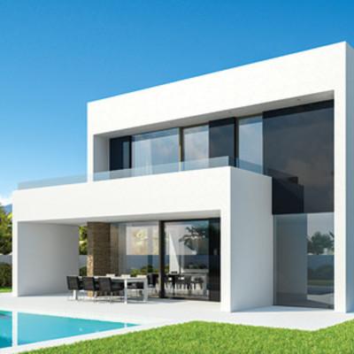 Prezzi costruzione casa prefabbricata chiavi mano online for Casa stile minimal