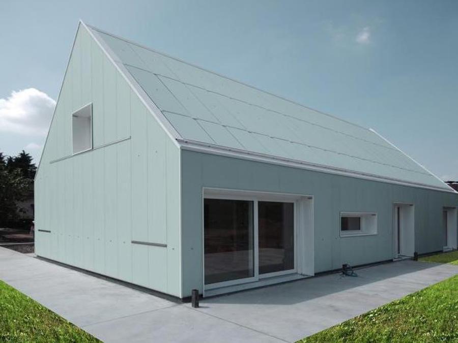 Preventivi per costruire una casa prefabbricata - Casa in acciaio prezzo ...