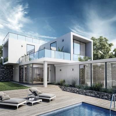 Costruire casa prefabbricata ecologica prezzi e idee - Quanto costa una casa prefabbricata in cemento armato ...
