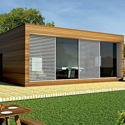 Materiali prezzi e vantaggi della costruzione di case prefabbricate habitissimo - Casa prefabbricata legno prezzi ...