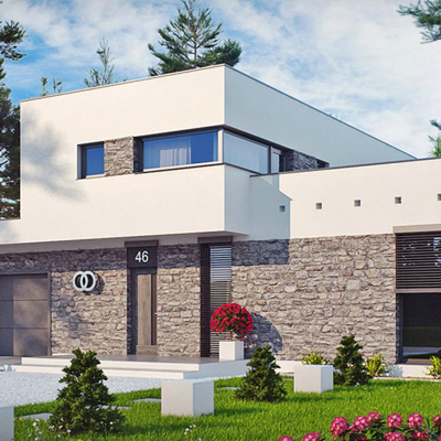 Costruire casa prefabbricata ecologica prezzi e idee habitissimo - Casa prefabbricata legno prezzi ...