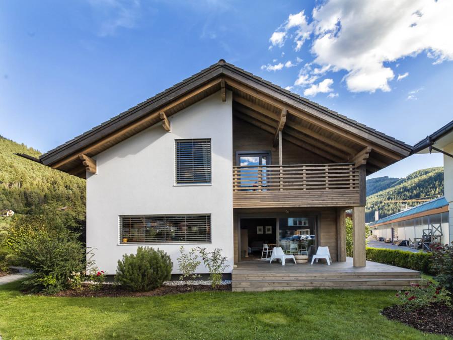 rivestire casa con il legno preventivi e tipologie