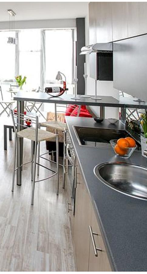 Cemento resina per top cucina