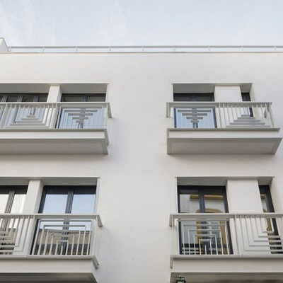 Rivestimento balcone