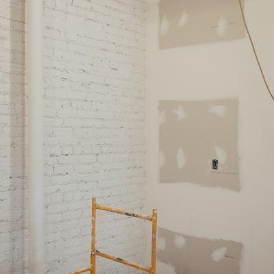 Realizzazione muri interni