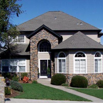 Dipingere esterno casa unifamiliare consigli e costi for Piani casa costruiti per una vista