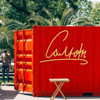 Container di stoccaggio