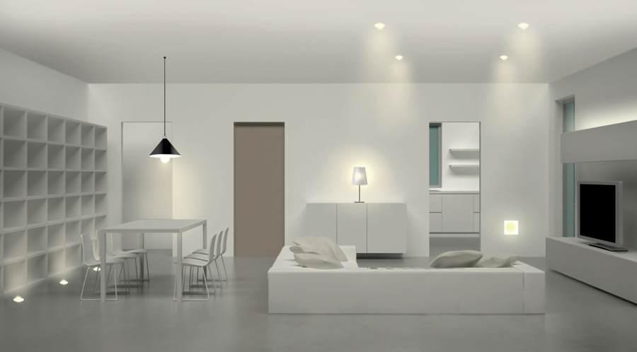 Prezzi controsoffitto con faretti online habitissimo - Illuminazione in casa ...