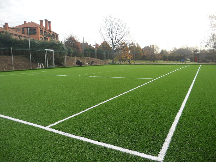 Tappeti Per Bambini Campo Da Calcio : Preventivi e guida alla costruzione di campi di calcio habitissimo