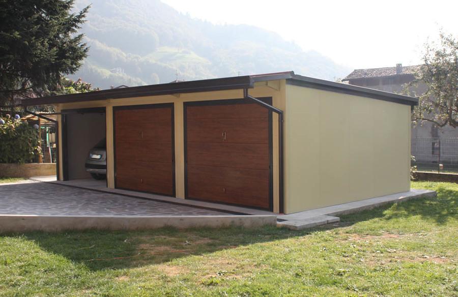 Costi e norme per costruire una casa con box auto habitissimo - Costruire una casa costi ...