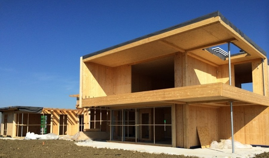 Costi per costruire case prefabbricate al grezzo avanzato - Costo costruzione casa prefabbricata ...
