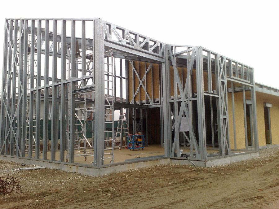 costi per costruire una casa prefabbricata in acciaio