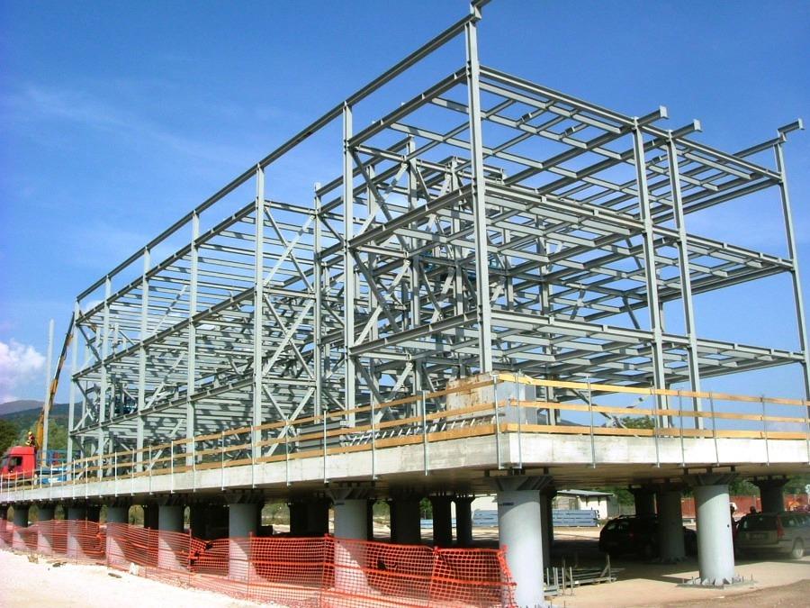 Costi per costruire una casa prefabbricata in acciaio for Costo materiale per costruire una casa