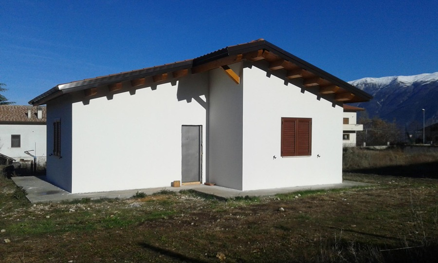 Costruire casa prefabbricata in cartongesso