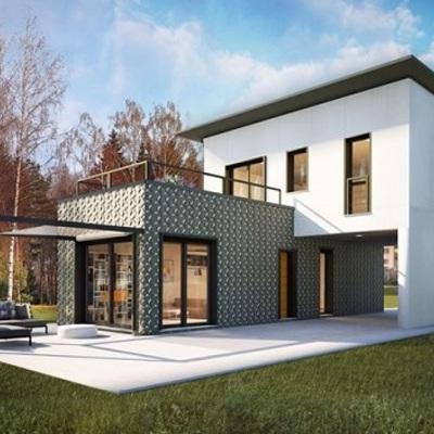 Costruire una casa prefabbricata guida a costi e for Casa prefabbricata cemento